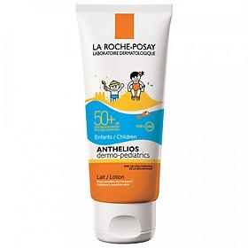 Kem Chống Nắng Dạng Sữa Cho Trẻ Em La Roche-Posay Anthelios Dermo Kid SPF 50+ UVB & UVA (100ml)-0