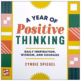 A  YEAR OF POSITIVE THINKING