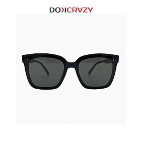 Kính mát vuông cao cấp ORAN local brand DOKCRAZY thời trang nam nữ mắt râm phân cực chống tia UV style retro trendy