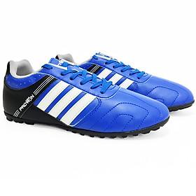 Giày đá bóng Prowin 3 vạch + tặng kèm tất bóng đá cao cổ
