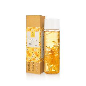 Toner Hoa Cúc Cấp Ẩm, Làm Dịu, Cân Bằng và Kháng Viêm Giảm Kích Ứng Da - Calendula & Honey Balancing Toner 150 ml - Zakka Naturals