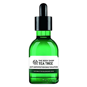 Tinh Chất Dưỡng Da The Body Shop Tea Tree Anti-Imperfection Daily Solution (50ml)