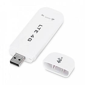 USB 4G LTE - Thiết bị phát sóng wifi từ sim Điện Thoại 3G/4G (3 in 1: Dcom 4G + Router Wifi + Access Point)