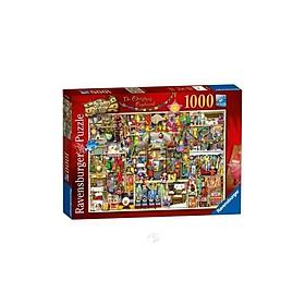 Thompson: The Christmas Cupboard Bộ ghép hình Giáng sinh 1000 miếng