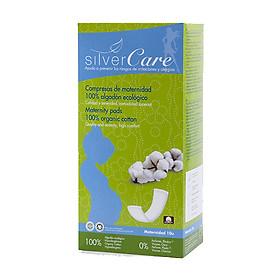 Băng vệ sinh hữu cơ dành cho phụ nữ sau sinh Silvercare 10 miếng