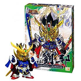 Bộ đồ chơi xếp hình sáng tạo A015 (A015-Đồ Chơi Gundam) - Lưu Bang