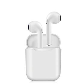Tai nghe Bluetooth i9S TWS (Pop Up) Auto connect kèm dock sạc cổng Lightning - Hàng nhập khẩu