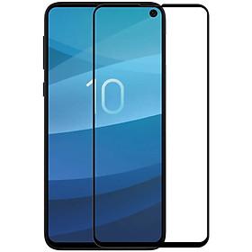 Miếng dán cường lực 3D full màn hình cho Samsung Galaxy S10e hiệu Nillkin CP + Max ( Mỏng 0.23mm, Kính ACC Japan, Chống Lóa, Hạn Chế Vân Tay) - Hàng chính hãng