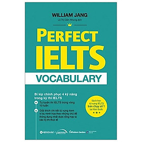 Sách - Perfect Ielts vocabulary