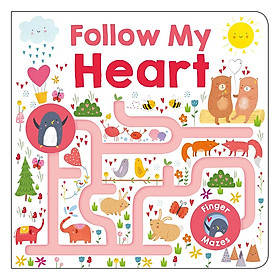 Follow My Heart - Follow Me Maze Books