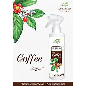 Xịt phòng, xịt khử mùi ADOJA - COFFEE 250ml
