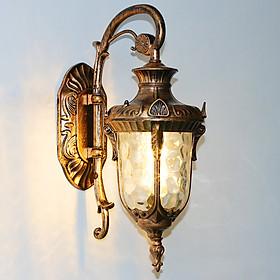 Đèn tường mạ crom CIAVA phong cách cổ điển