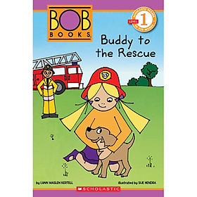 Scholastic Reader Level 1: BOB Books: Buddy to the Rescue (Paperback)