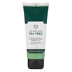 Tẩy Tế Bào Chết The Body Shop Tea Tree (100ml)