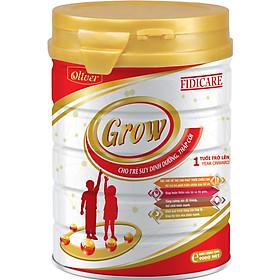 Sữa bột Fidicare Grow 900g