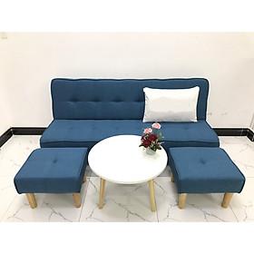Bộ ghế sofa bed, sofa giường phòng khách, salon, sopha, sa lông, sô pha Sivali11