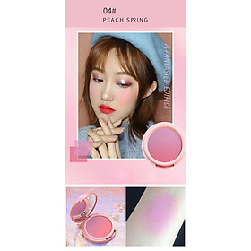 Phấn má hồng Novo Pretty For You Silky Rouge Lâu Trôi-3