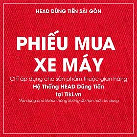 Phiếu Mua Xe Máy Honda Dũng Tiến Sài Gòn