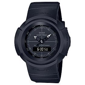 Đồng hồ nam dây nhựa Casio G-Shock chính hãng AW-500BB-1EDR (47mm)