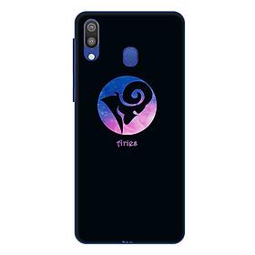 Ốp lưng điện thoại Samsung Galaxy M20 hình  12 Cung Hoàng Đạo - Cung Bạch Dương