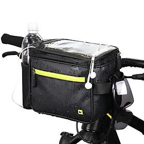 Túi đeo ghi đông xe đạp tiện dụng chống nước