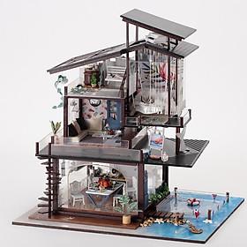 Nhà búp bê lắp ghép Biệt Thự Ven Biển TB13