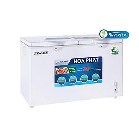 Tủ đông Hòa Phát Inverter 205 lít HCFI 506S2Đ2 - Hàng Chính Hãng