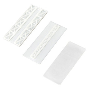 Practical Kitchen supplies 10.2x4cm high quality plastic socket holder for home
