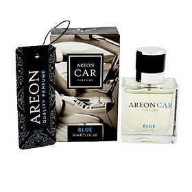 Nước hoa xe hơi hương Blue (Nam Tính – Mạnh – 50ml – Dạng xịt)