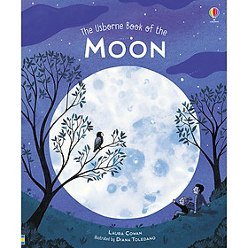 Sách Usborne The Usborne Book of the Moon