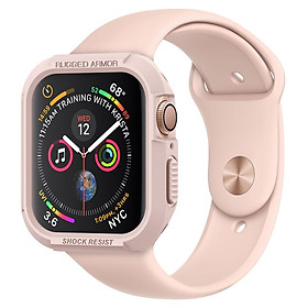 Ốp Case Chống Shock Color Rugged Armor cho Apple Watch Series 4 40/44mm
