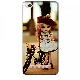 Ốp lưng dành cho điện thoại XIAOMI REDMI 4A Baby anh Bicycle Mẫu 1