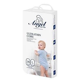 Tã quần Angel siêu mỏng mềm mịn-0