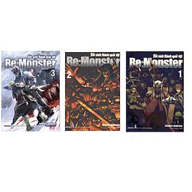 Bộ truyện tranh đã được xây dựng thành Game : Combo 3 tập Re: Monster - Hồi sinh thành quái vật tập  1,2,3