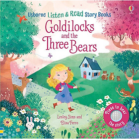 Listen and Read Story Books : Goldilocks and the Three Bears