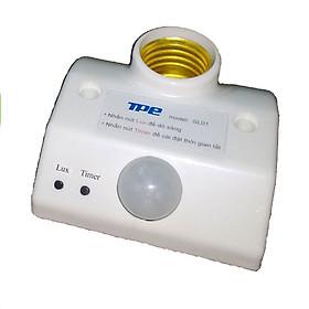 Đui đèn thông minh cảm ứng chuyển động thân nhiệt TPE SL01
