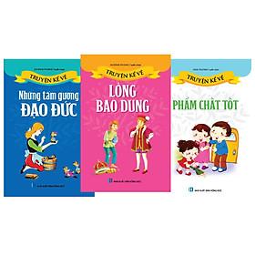 Sách thiếu nhi - Combo Truyện kể cho bé 5