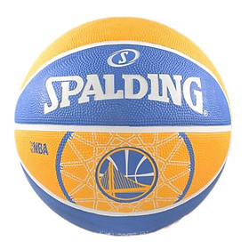 Bóng rổ Spalding NBA Team Golden State Warriors chơi ngoài trời