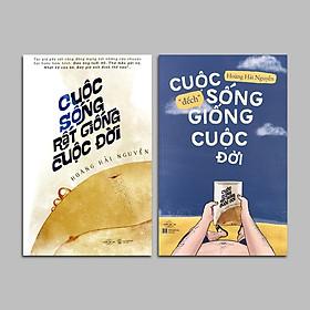Combo 2 cuốn: Cuộc Sống Rất Giống Cuộc Đời + Cuộc Sống Đếch Giống Cuộc Đời