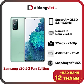Điện Thoại Samsung Galaxy S20 FE - Hàng Chính Hãng