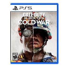 Đĩa Game Ps5 Call Of Duty Cold War - Hàng Nhập Khẩu