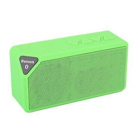 Loa Nghe Nhạc Mini X3 (3W) - Hỗ Trợ Thẻ Nhớ TF