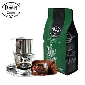 Cà Phê Bột D.O.N Coffee Sáng Tạo (1kg)