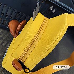 Túi đeo chéo họa tiết vịt cực đáng yêu-5