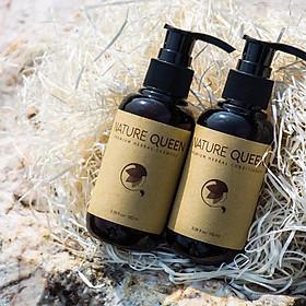 Dầu xả kích thích mọc tóc từ Thảo dược Nature Queen 100ml-1