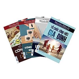 Combo Biến Thời Gian Thành Vàng - Tủ Sách Nguyễn Hiến Lê (Tặng kèm bút chì Kingbooks)