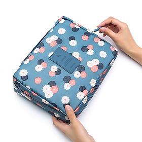 Portable Professional Makeup Bag Cosmetic Case Storage Handle Organizer Travel Bag