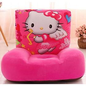 Ghế Bông Hoạt Hình Hello Kitty