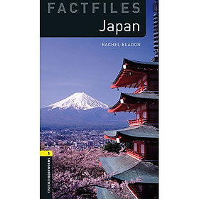 Oxford Bookworms Library (3 Ed.) 1: Japan Factfile Mp3 Pack