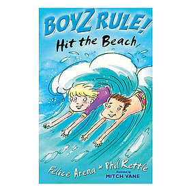 Boyz Rule: Hit The Beach
